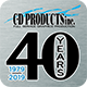 CD Products - 40 Years