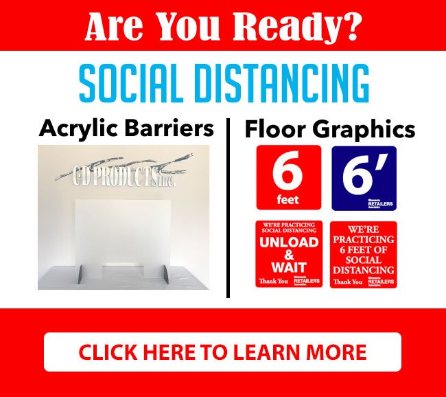 Are you ready for Social Distancing - we can help!