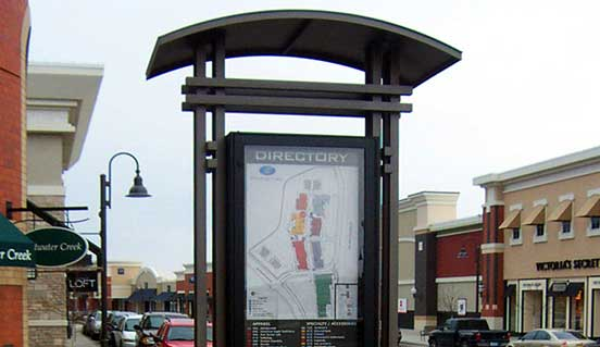 CD Products can produce suite signs and directories for your building.